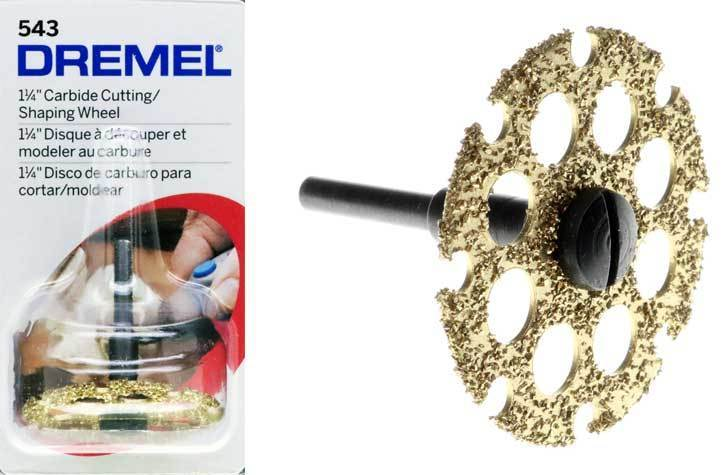 single Dremel 540 Cut Off Wheel 32mm