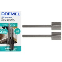 Dremel High-Speed Cutter 7.8mm #115 - 3.2mm shank TWIN