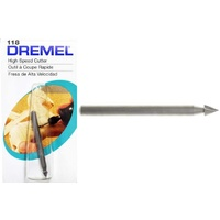 Dremel High-Speed Cutter 3.2mm #118 - 3.2mm shank