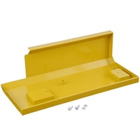 Splash guard, chip tray, elevating base for lathe FD 150/E