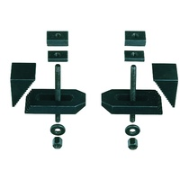 Step clamp set, large (suit PF/FF 230, PF/FF 400)