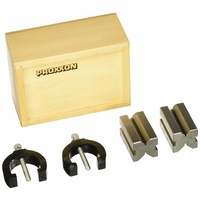 Proxxon Precision V-Blocks, 2-Piece