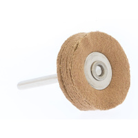 Chamois Polishing Wheel 25mm