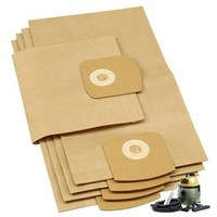 Replacement vacuum cleaner paper filter (5) - suit CW-MATIC