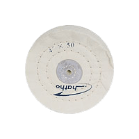 Proxxon Muslin polishing wheel, soft (100 x 15mm) for PM 100