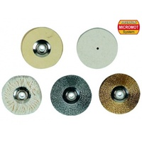 Proxxon Grinding and polishing set, 5 pcs