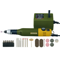 Proxxon MICROMOT 12 V drill/grinder 60/E Model Building and Engraving Set