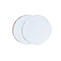 Polishing felt discs, medium-hard (suit LWS)