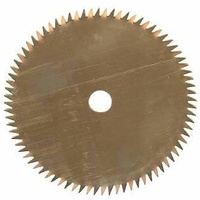 Saw blade, cross-cut super-cut, 85mm (suit FKS/E, FET, KGS 80)