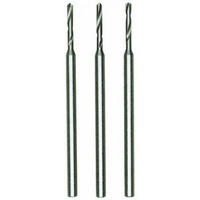 Drill bit, high-speed steel, 1.2mm, 3 pcs
