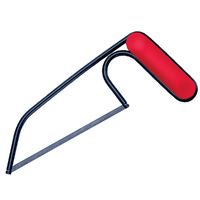 Zona Saw junior hacksaw with red grip Zona