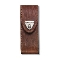 Leather Pouch Brown - Victorinox