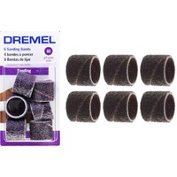 "Dremel 1/2"" Sanding Band #408 6pc"