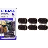 Dremel 6.35mm Sanding Band #431 6pc