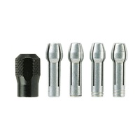 Dremel 4485 5pc Collet and Nut Set