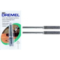 Dremel Chain Saw Sharp. Stone 4.0mm #453 (2 pac)