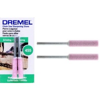 Dremel Chain Saw Sharp. Stone 5.6mm #455 (2pac)