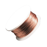 Bare Copper Wire - .25mm x 46 Metres