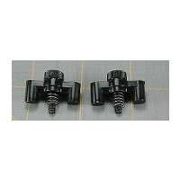4925-4 Clamp set for CHOPPER I, III, Plastic