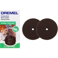 Dremel 541 - 22mm Grinding Wheels - 2pc