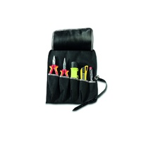 Tool Roll 5 Pocket Tool Roll Sturdy Vinyl