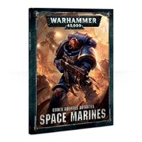 Codex - Space Marines 2017 (Hardback) #48-01