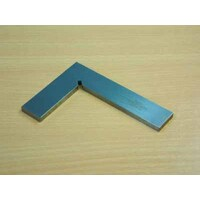 100 x 70mm Stainless Flat square