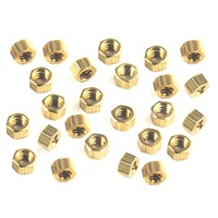 Machine Screws Hex Nut #8-32 (Pkg. of 100)