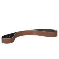 25.4mm x 762mm Sanding Belt, 180 Grit