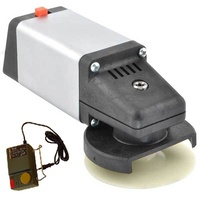 Micro-Make™ / MicroLux® Heavy-Duty Right Angle Disk Sander / Drill Complete with Transformer