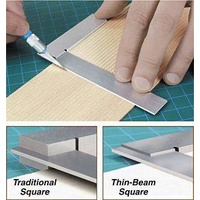 Thin-Beam Square - 125mm