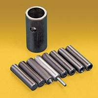 9-piece Tooling Set for Press-It Precision Arbor/Punch Press