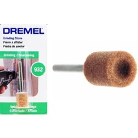 Dremel 932 - 9.5mm Concave Cylinder Grinding Stone