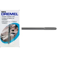 Dremel Tungsten Carbide Cutter 3.2mm #9903