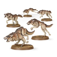Space Wolves Fenrisian Wolf Pack #53-10