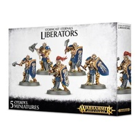 Games Workshop Stormcast Eternals Liberators 5PK