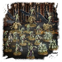 Start Collecting! Daemons of Nurgle 2017 #70-98