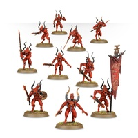 Daemons Of Khorne Bloodletters 2017 #97-08