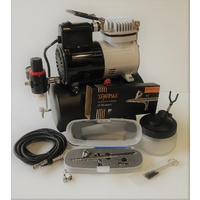 Airbrush Compressor Kit