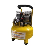 Super Quiet Air Compressor - 40 LPM with 22 Litre tank