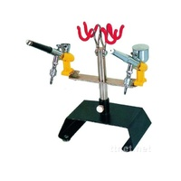 Airbrush Holder - Holds up to 4 Air Brush Guns + Base