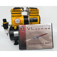 Airbrush compressor kit 3