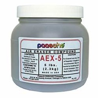 2.3 kg (5LB) Fast cutting compound - PAASCHE