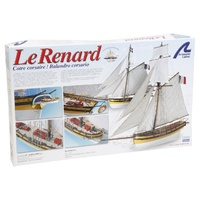 Artesania 22401 1/50 Le Renard French Cutter