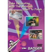 BD-108 Cake Decorating with Airbrush