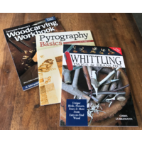 Set Of 3 Project Books