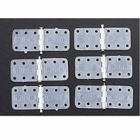 DUBRO 118 SMALL NYLON HINGE (6 PCS PER PACK)