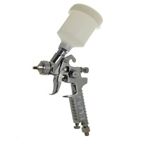 Sparmax HVLP Gravity Feed Spray Gun