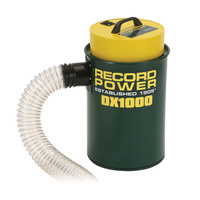 PRE-ORDER NOW! DX1000 Fine Filter 45 Litre Dust Extractor - HPLV - Record Power