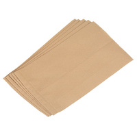 DX1500E 5 Pack Filter Bags for High Filtration Dust Extractors - Record Power